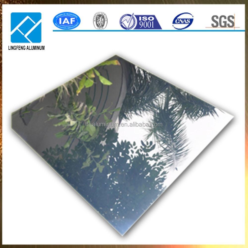 Reflective Mirror Finish Aluminum Sheet Buy Mirror