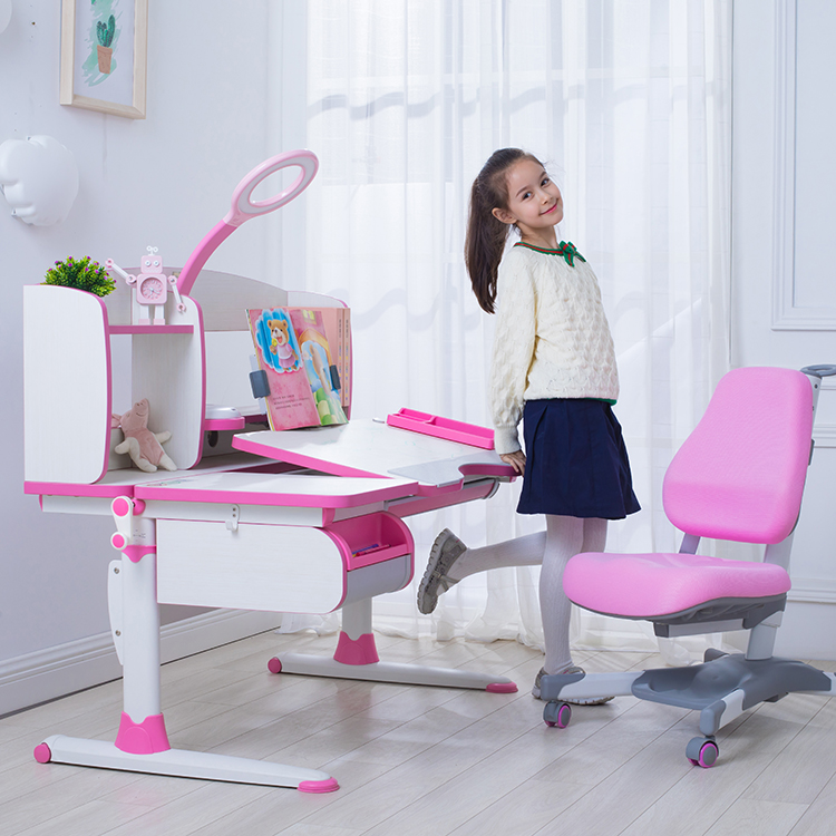MOQ 1 Kid Srite Hot Sale Ergonomic Kids Study Table Study Chair And Table