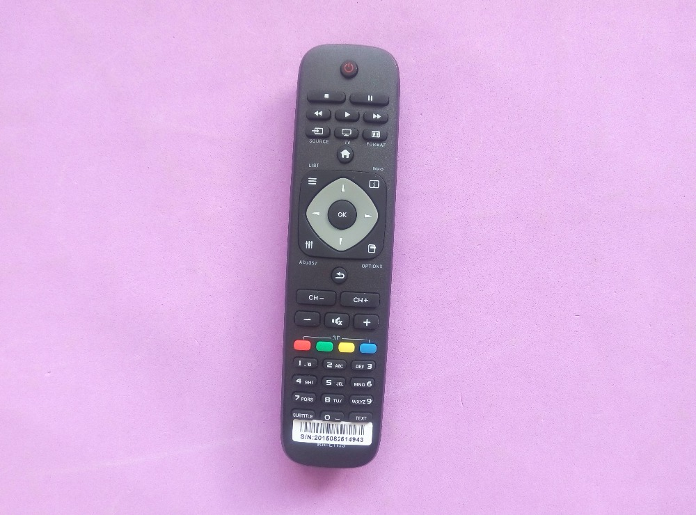 replace philips remote control 996590000449 ykf308 001 098gr7bdhntpht 12030505 in remote. Black Bedroom Furniture Sets. Home Design Ideas