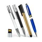 promotional gift 16GB USB metal flash drive pen