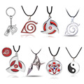 Naruto accessories keychain toys 2016 New Anime Naruto Kakashi Itachi akatsuki madara Gaara action figure key