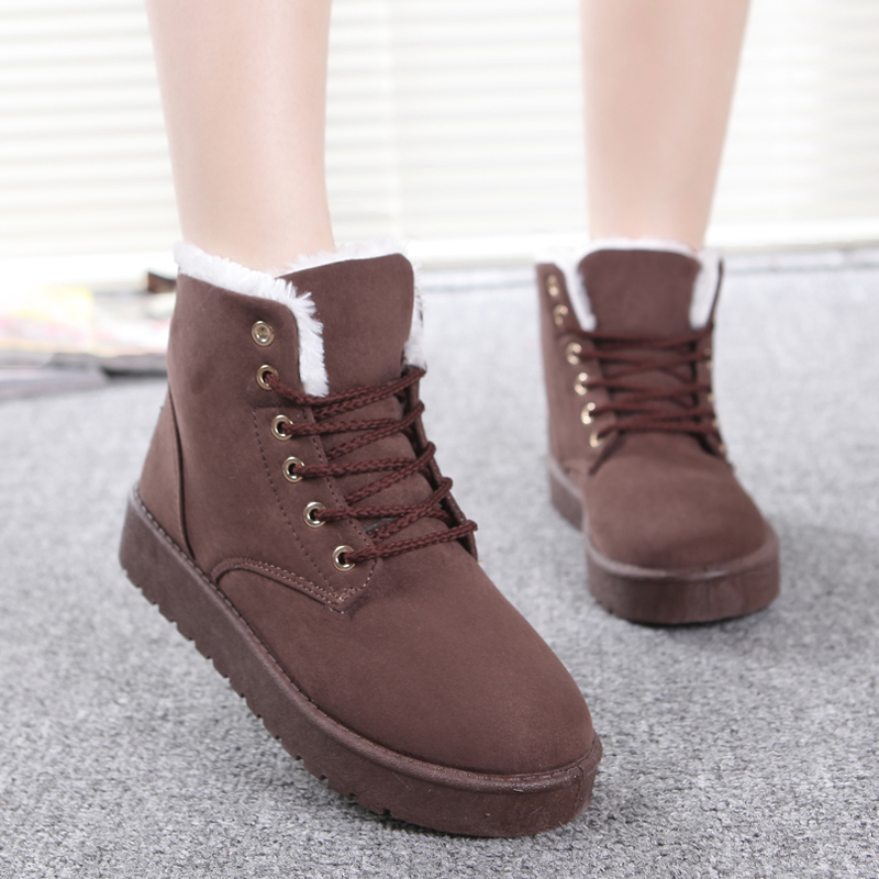 Snow Boots Cute | Bsrjc Boots