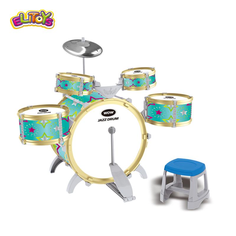Обучающая музыкальная игрушка, джазовый барабан для детей