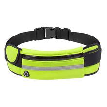 Поясная Сумка #40 с двумя карманами для бега, сумка для телефона, поясная сумка для спорта на открытом воздухе, дорожная поясная сумка унисекс...(Китай)