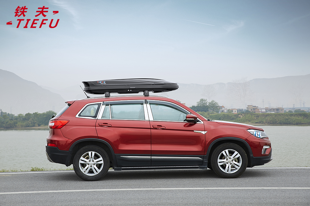 Custom High Quality Large Capacity Car Roof Top Cargo Carriers Roof Box
