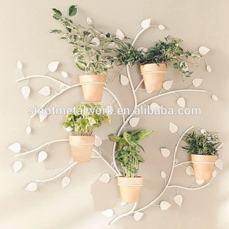 Iron Wall Flower Pot Holder Metal Wall Mounted Flower Vase Holder Outdoor Hanging Planters Wall Mounted Buy Metal Flower Pot Holder Wall Flower Vase Holder Metal Wall Hanging Planter Product On Alibaba Com
