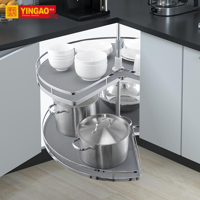 Kitchen Cabinet Accessories Magic Corner Kitchen Storage Baskets Buy Storage Baskets Kitchen Storage Kitchen Corner Cabinet Basket Product On Alibaba Com