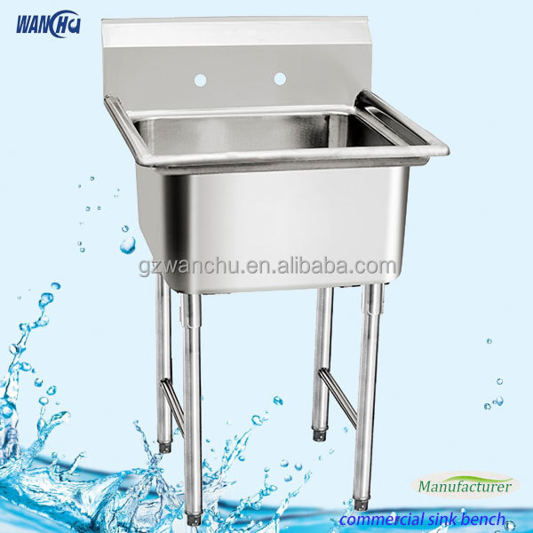 China Factory Hot Sale Easy Cleaning Small Corner Wash Basin Restaurant Single Legs Modern Design Stainless Steel Sink Buy Small Corner Wash Basin Legs Stainless Steel Sink China Factory Hot Sale Easy Cleaning