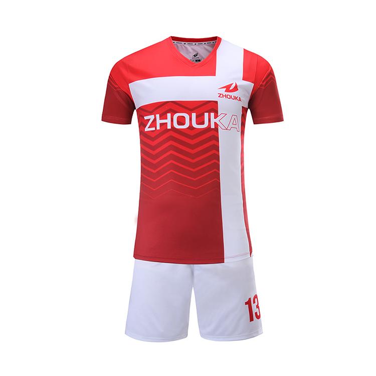 Oem Football Shirt Cheap Football Jerseys Custom Make Sublimation ...
