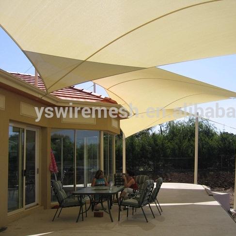Outdoor HDPE Sun Shades