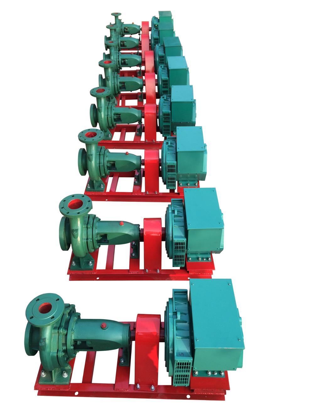 Бесщеточный индукционный радиальный турбинный генератор мощностью 30 кВт, мини-турбинный генератор, маленький гидрогенератор