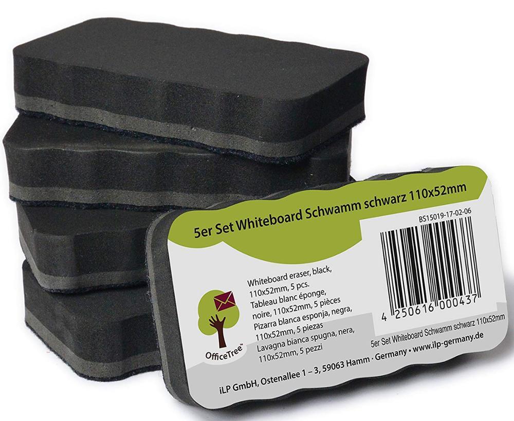 Волшебная губка, ластик, эргономичная форма, под заказ, миниатюрная сухая ЭВА-войлок, магнитный ластик для белой доски, очиститель для черной доски