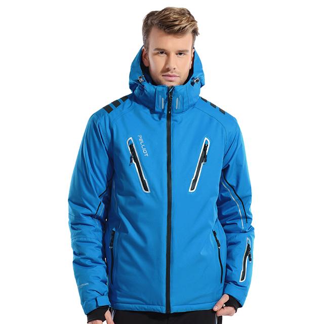 Custom Mens Ski Suit Waterproof breathable Snow wear ski Jackets