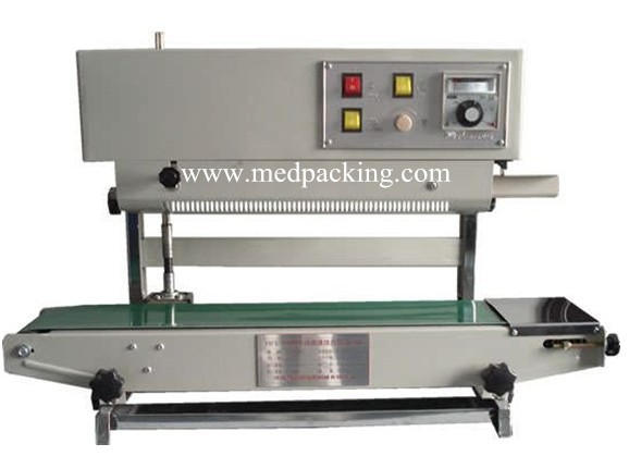 vertical sealing machine a