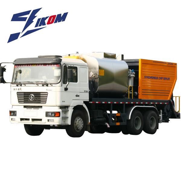 ZQZ5250GWTB, синхронный асфальтовый чип для грузовика
