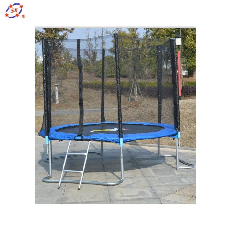 classic 8ft round indoor and outdoor trampoline for sale