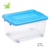 Multifunction Eco-friendly Stackable Transparent PP Clothes Organizer Toy Plastic Storage Box
