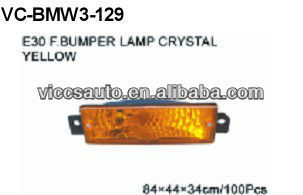 Bumper Lamp For BMW 3 Series E30/M40 83-91