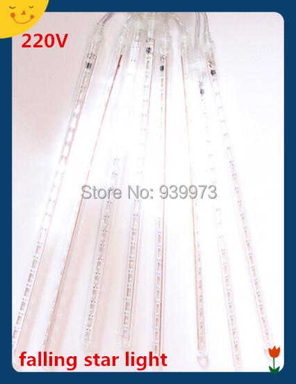 free shipping Singal colour LED falling star light/LED shooting star light