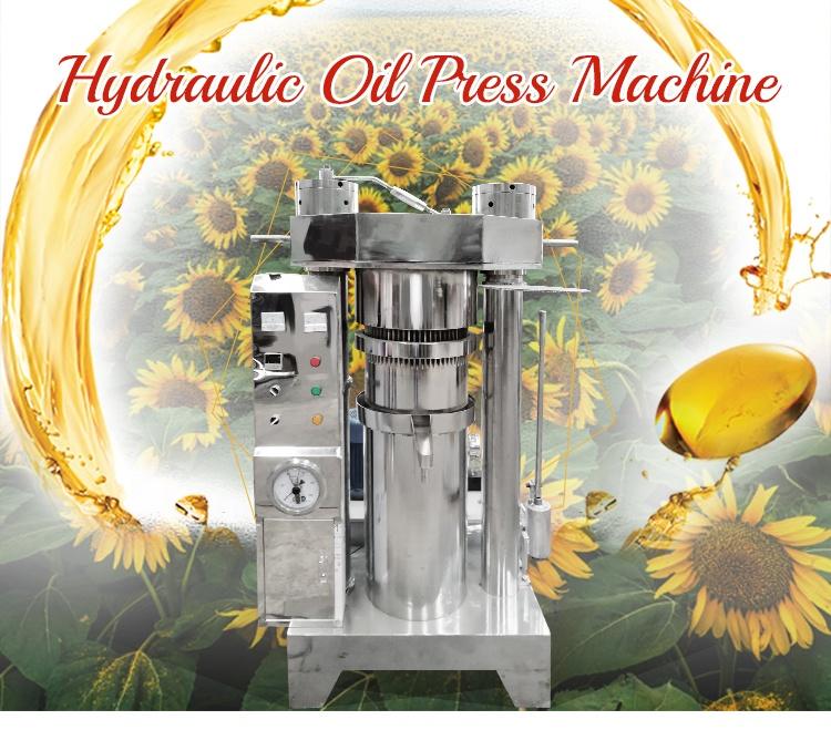 Гидравлический пресс для кунжутного масла, холодный пресс, гидравлический пресс для масла