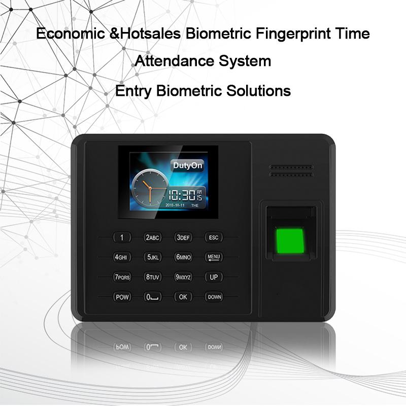 Система биометрического учета времени Eseye, часы, офисный работник, машина для отпечатков пальцев