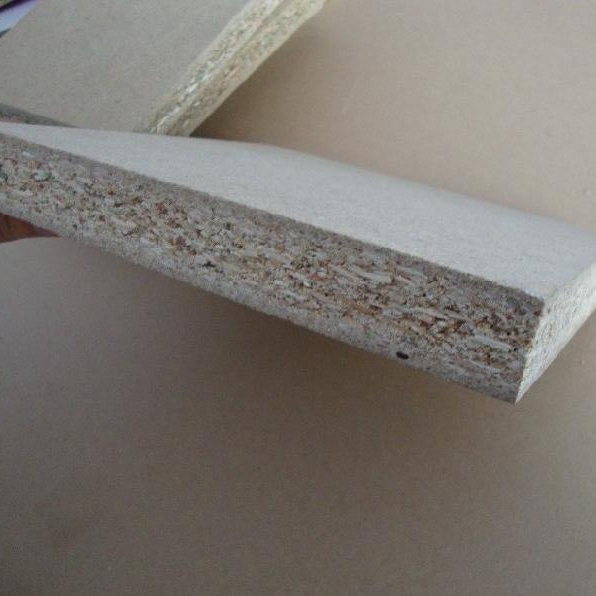 16mm melamine laminated particle board/chipboard in sale
