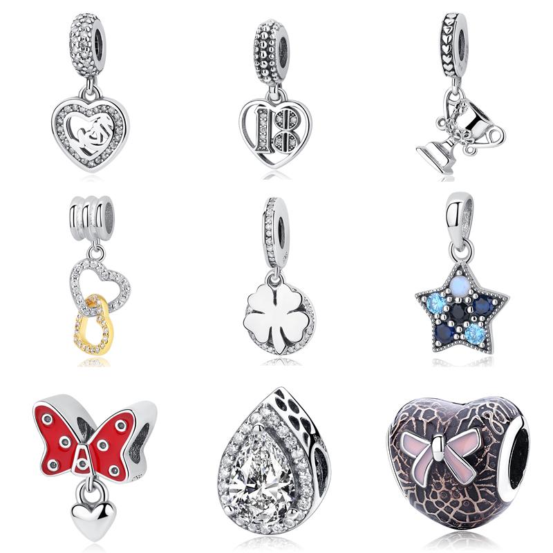 baf1f62e7 Detail Feedback Questions about Diy Jewelry Making Women Fit Pandora ...