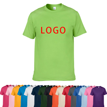 100% cotton high quality custom round neck short sleeveless printing t shirt for man