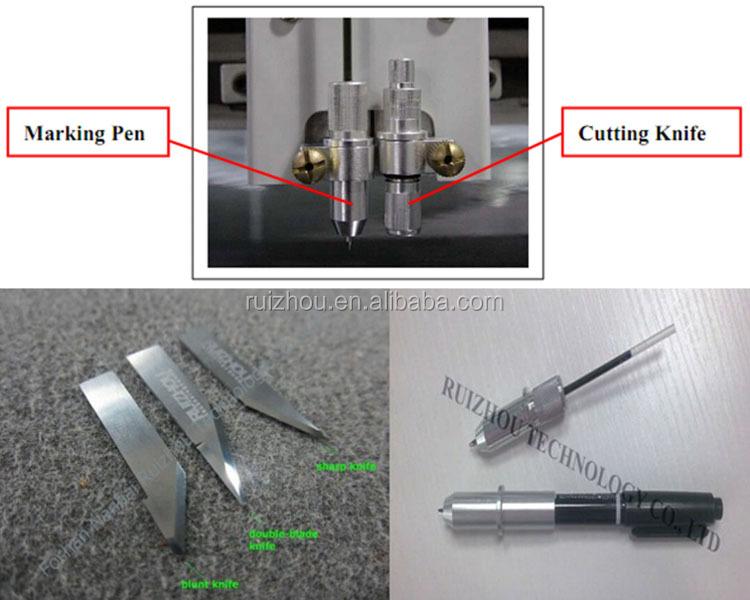 Машина для изготовления или резки картона с лезвием ножа