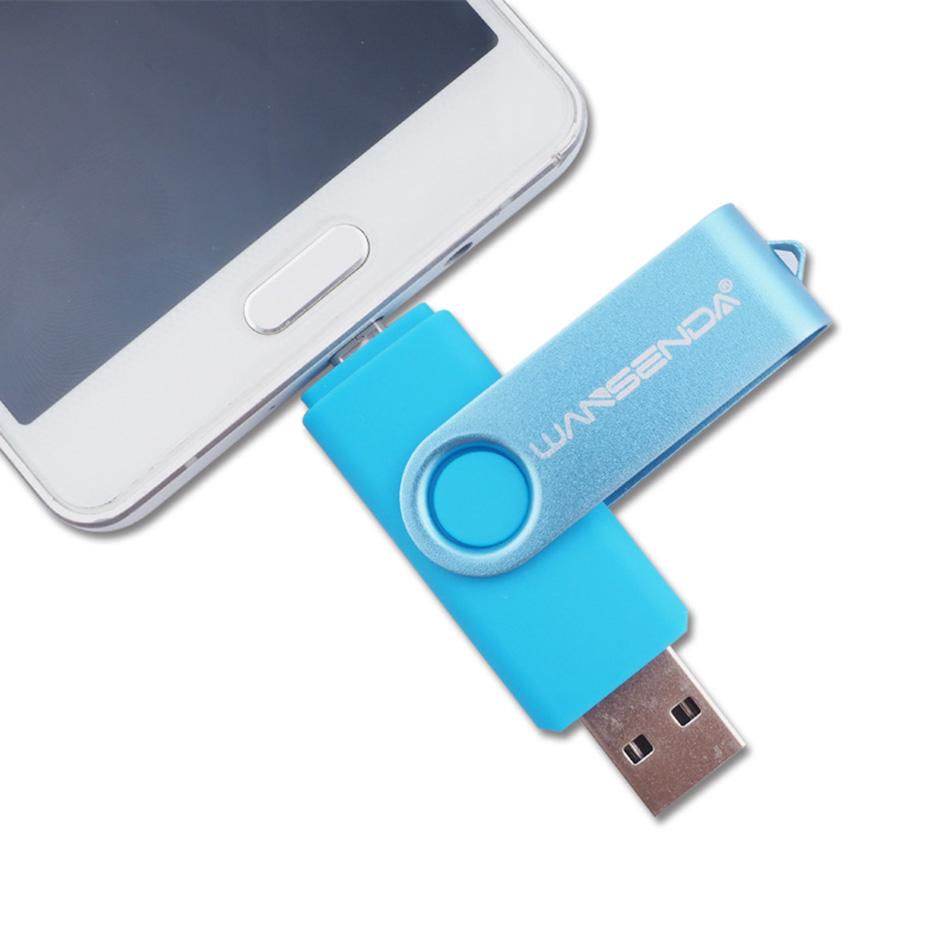 otg usb flash drive 64gb 32gb 16gb 8gb 4gb pendrive brand. Black Bedroom Furniture Sets. Home Design Ideas