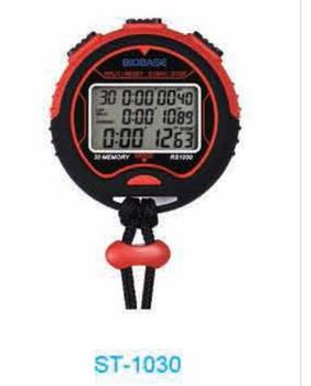 BIOBASE 120 lap memory Stop Timer with LCD display/digital stop watch with factory price-K