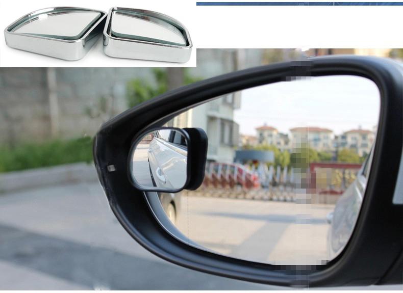 Последним ( 1 пара ) заднего посмотреть выпуклое зеркало широкоугольный сектор регулируемый авто слепое пятно зеркало для укладки