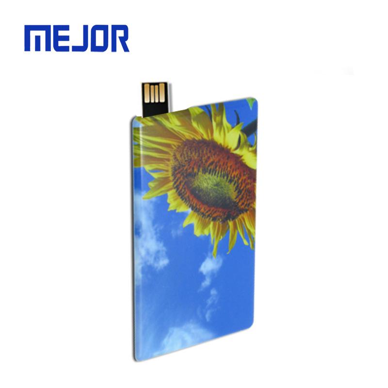 Slide wallet credit card shape Pendrive 16GB Tarjeta memoria flash drive Elastic type Usb business card - USBSKY   USBSKY.NET