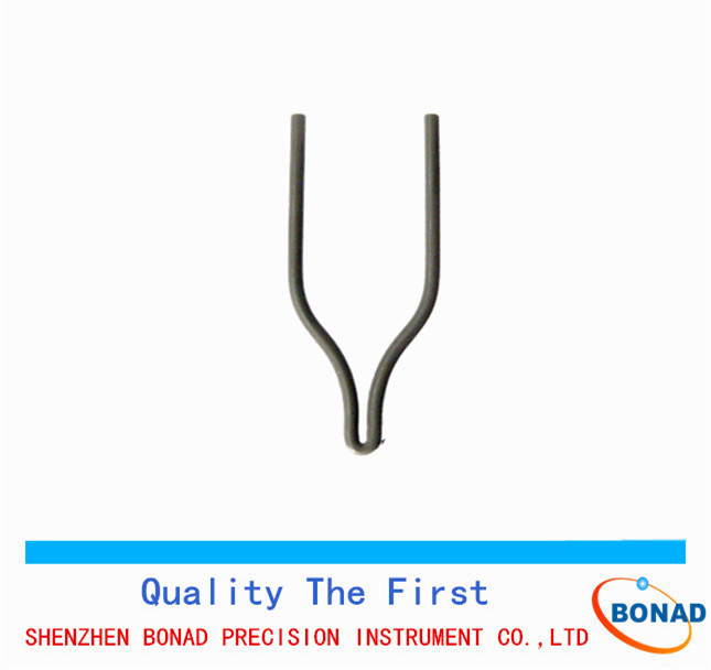 IEC60695 U shape glow wire loop for thermo resistance test