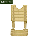 Seibertron Vintage Military Hunting Vest Style Tactical Hunting Style Carrier Vest CS Field Protective Outdoor Vest