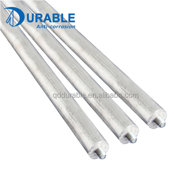 Антикоррозийный анодный стержень из алюминиевого цинкового сплава для водонагревателя, запасные части, цена