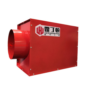 Hanhong low operation cost propane forced air heaters for in-house