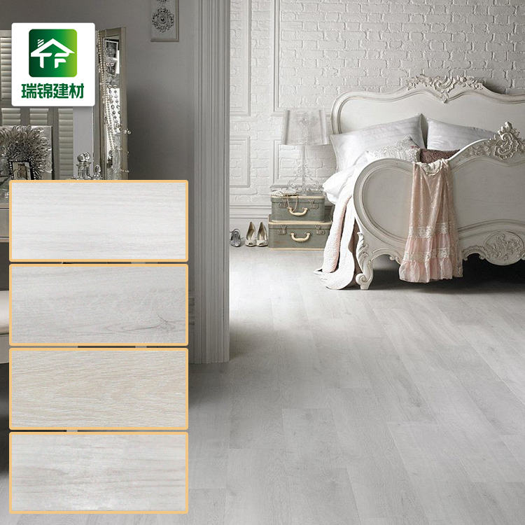 15x120 Glazed Wood Look Gray Porcelain