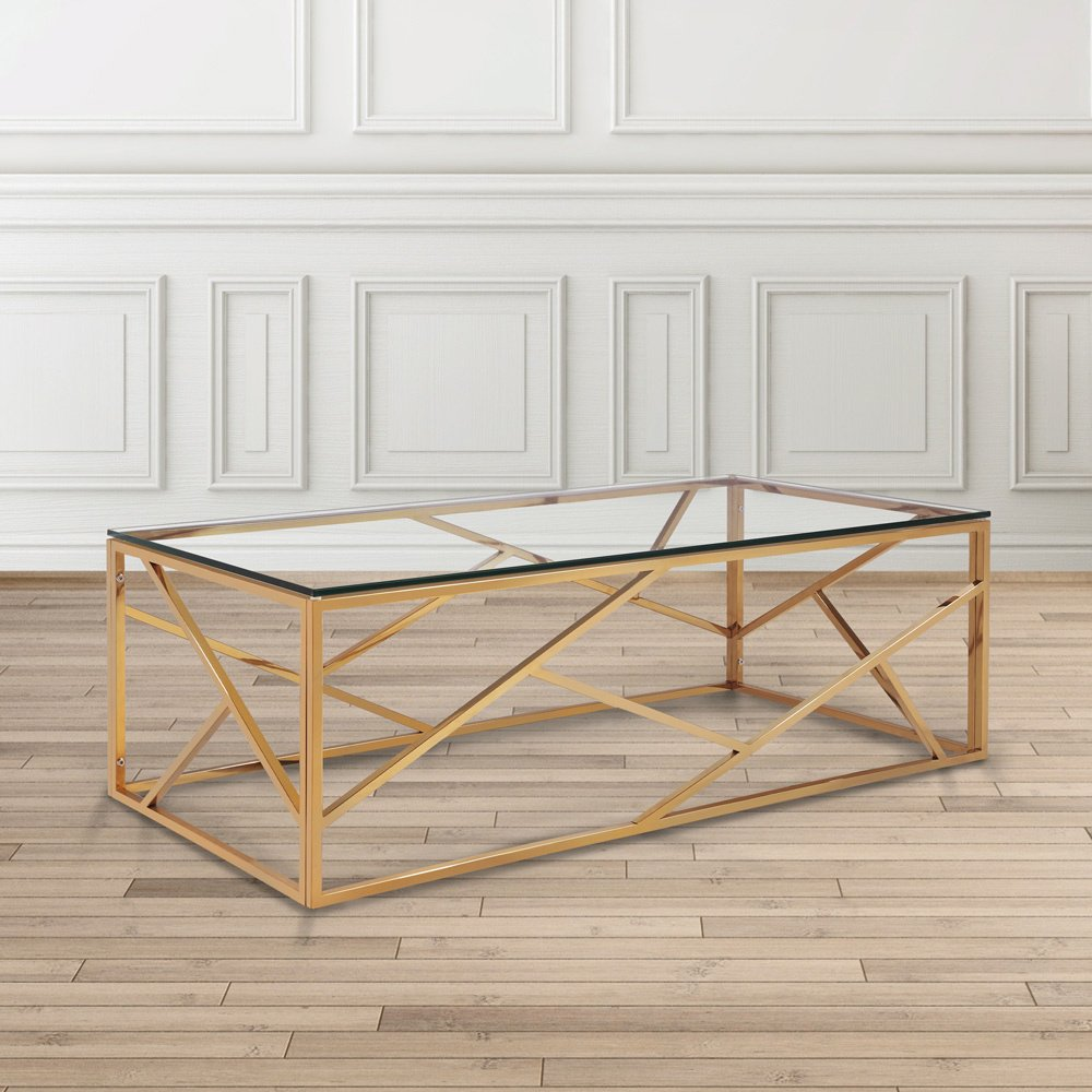 Stainless Steel Tempered Glass Metal Modern Coffee Table Design Buy Coffee Table Modern Coffee Table Metal Coffee Table Product On Alibaba Com [ 1000 x 1000 Pixel ]