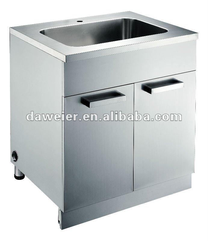 New Metal Kitchen Cabinets: Ssc3036 Kitchen Sink Stainless Steel New Cabinet