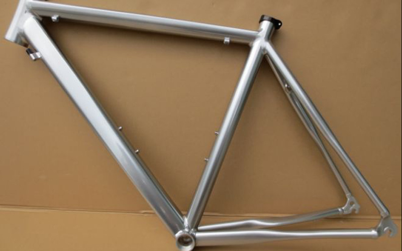Wholesale Retro Pure Cycling Road Frame Fixed Gear Fixie