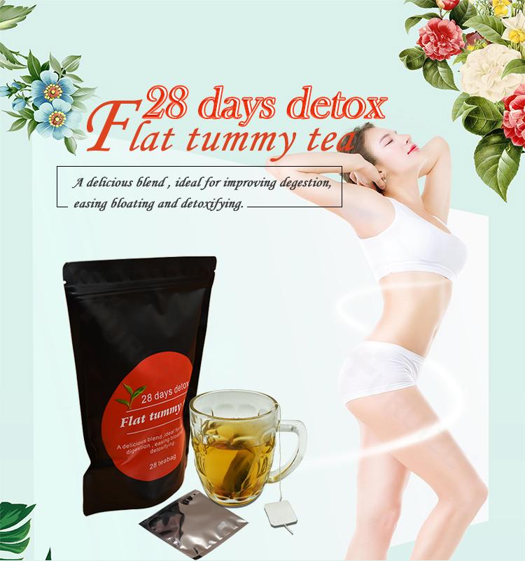slimming tummy tea)