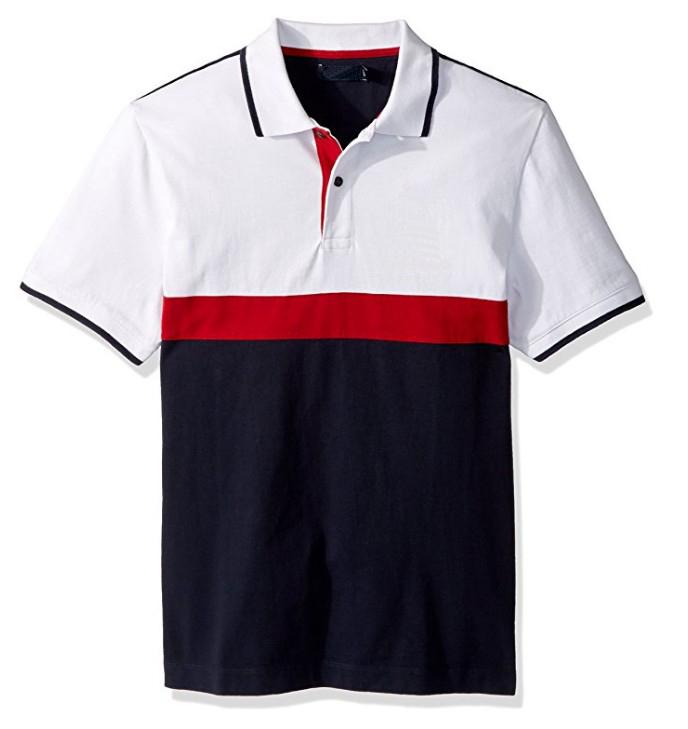Sportides Mens Polo Shirts Contrast Collar Golf Tennis Short Sleeve Shirt - Buy Men 's Cotton Casual Polo Short - Sleeved T Shirt Xl,Men's Classic Fit ...