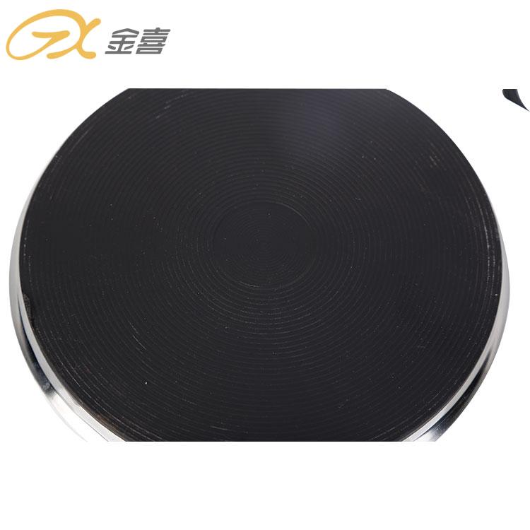 1000 Вт индивидуальная широко используемая Заводская дешевая цена от китайского производителя твердая плита для приготовления пищи на кемпинге