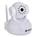 SUNLUXY Wireless WiFi 720P HD Pan Tilt IP Camera Safety Camera IR Night Vision Onvif Network