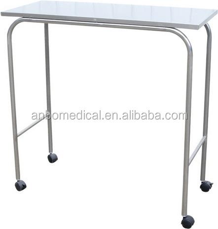 طاولة طعام المريض طاولة معدنية مع عجلات Buy المريض المعادن الجدول طاولة الطعام المنقولة الطعام الجدول Product On Alibaba Com