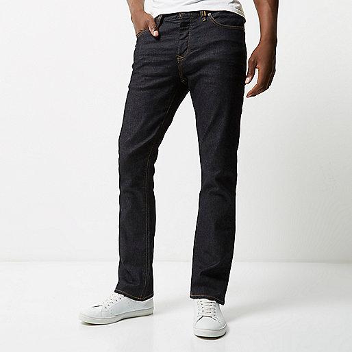 Azul Oscuro Enjuague Clint Bootcut Jeans Talla 38 Jeans Para Hombre Pantalones Vaqueros De Denim Buy Pantalones Vaqueros Para Hombre Azul Oscuro Azul Lavado Product On Alibaba Com