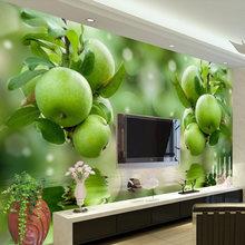 3D фотообои на заказ, Большие Настенные обои для ресторана, гостиной, дивана, ТВ, фон, настенное покрытие(Китай)