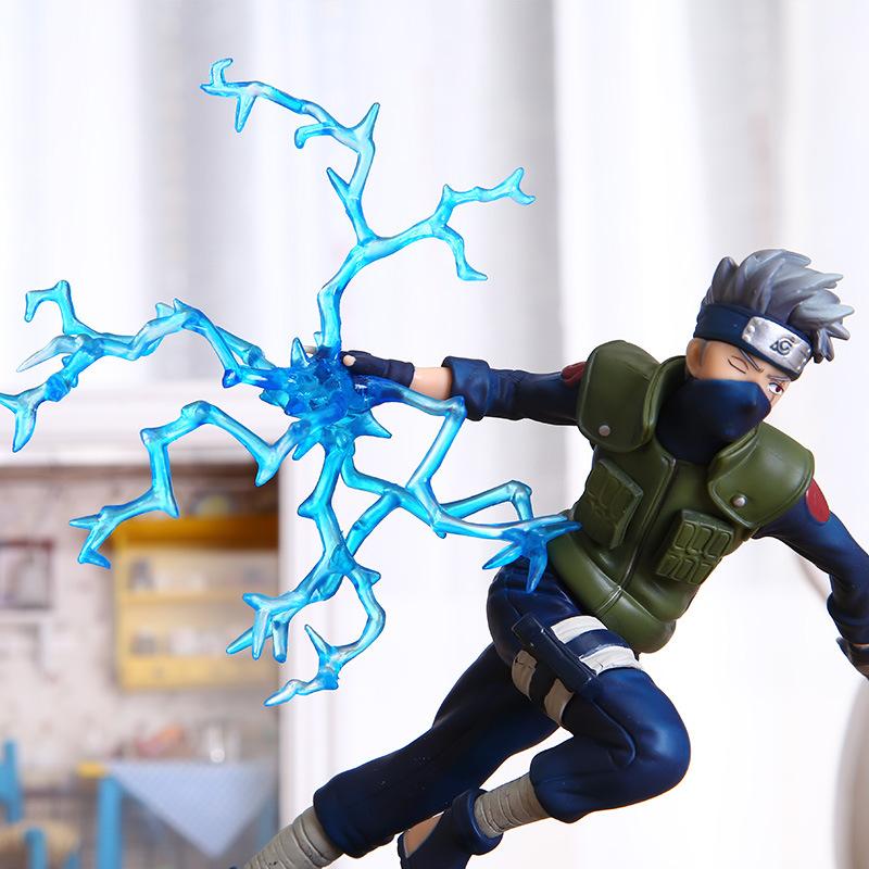 Лидер продаж, фигурки героев аниме наруто какаси, модели игрушек