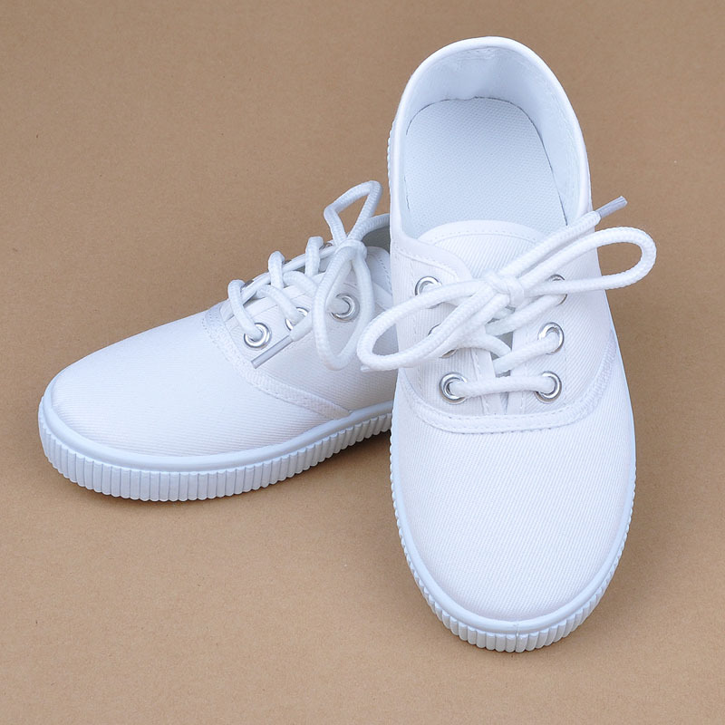 2015 Fashion Toddler Girls Shoes Kids Canvas Shoes lace Up
